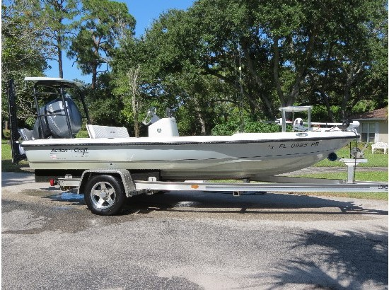 Action craft boats for sale in vero beach florida for Crafts and stuff vero beach