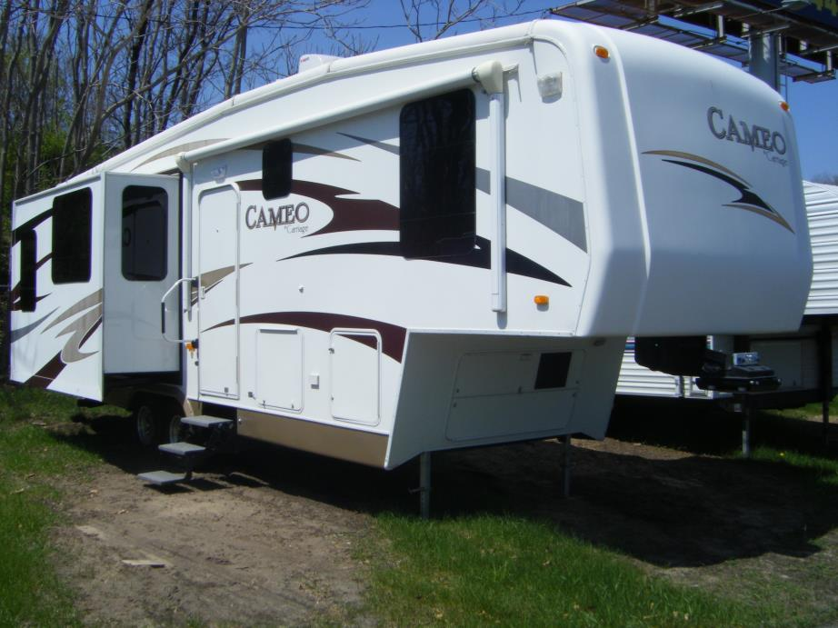 2009 Carriage 2009 Carriage Cameo F31KS3 U380