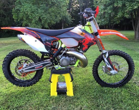 ktm motorcycles for sale in houston, pennsylvania
