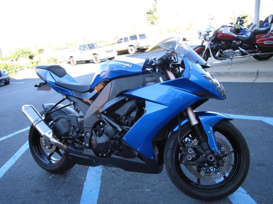Motorcycle Kawasaki Ninja For Sale Georgia
