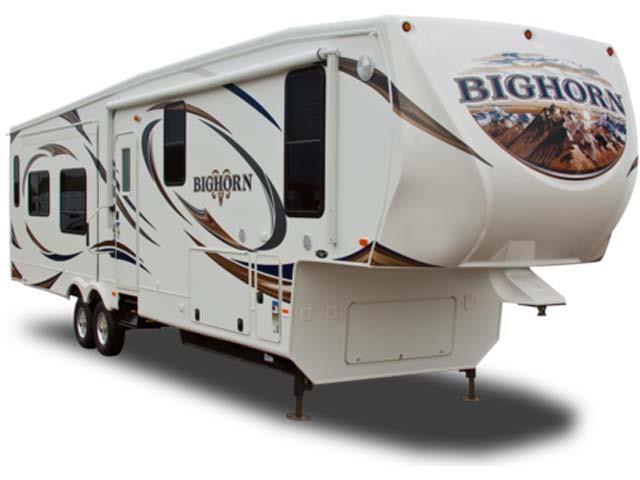 2012 Heartland Rv Bighorn BH 3070 RL