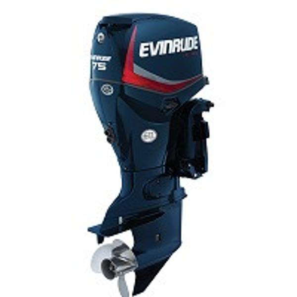 2016 EVINRUDE E75DPGL