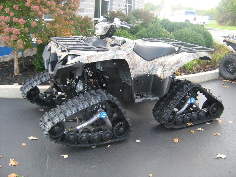 Atv tracks vehicles for sale for Yamaha grizzly 660 tracks