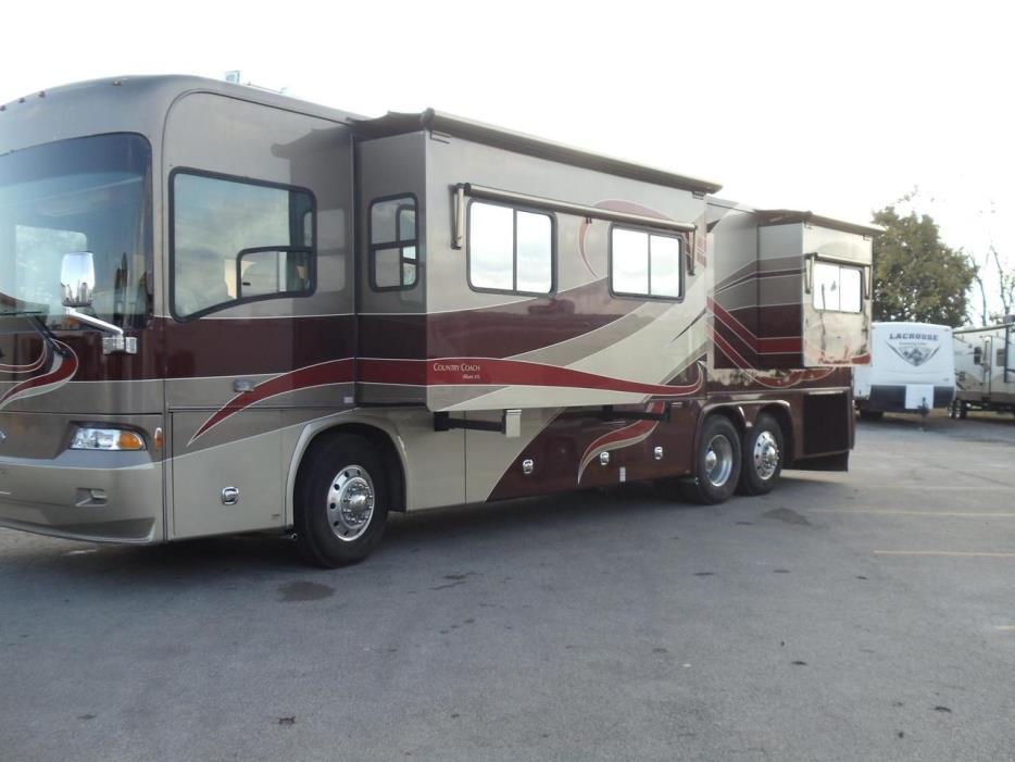 2008 Country Coach 470 ALLURE