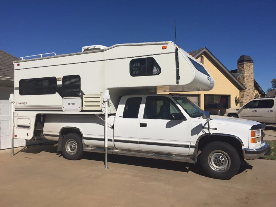 Fleetwood Caribou RVs for sale