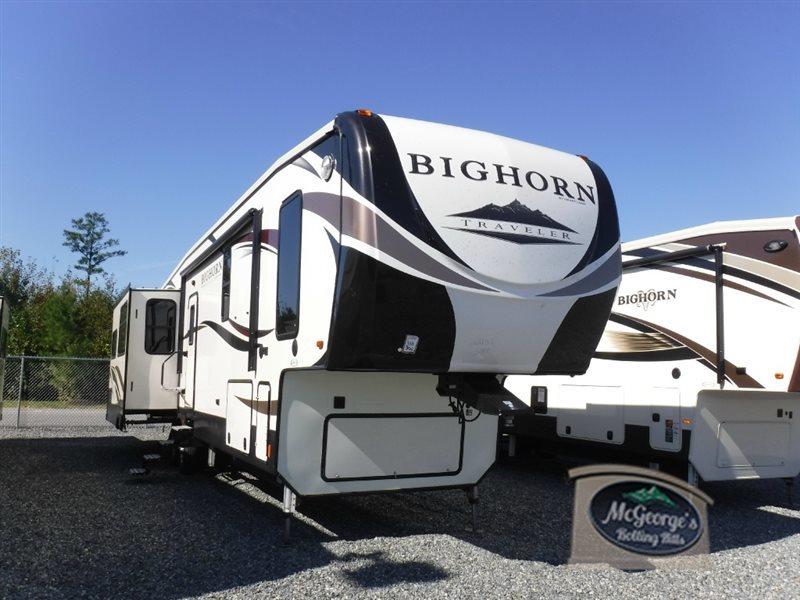 2017 Heartland Bighorn Traveler 39MB