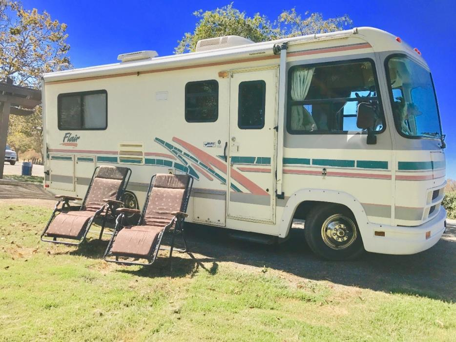 Fleetwood Flair 22d Rvs For Sale