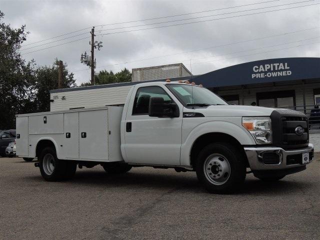 2015 Ford F-350sd  Mechanics Truck