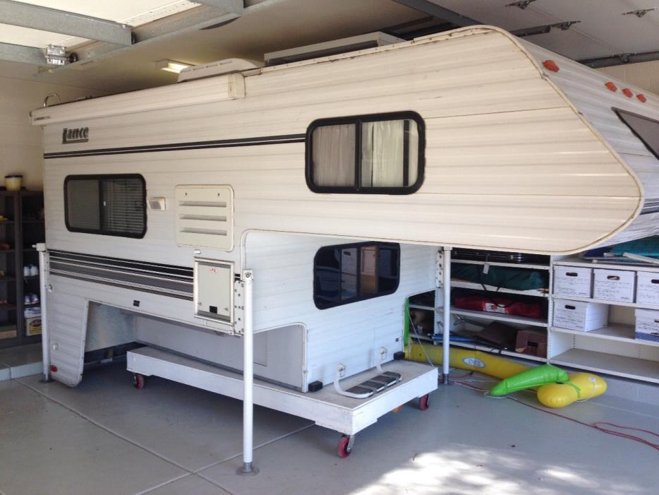 truck camper dolly rvs for sale