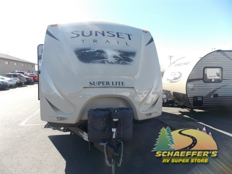2016 Crossroads Rv Sunset Trail Super Lite ST270BH
