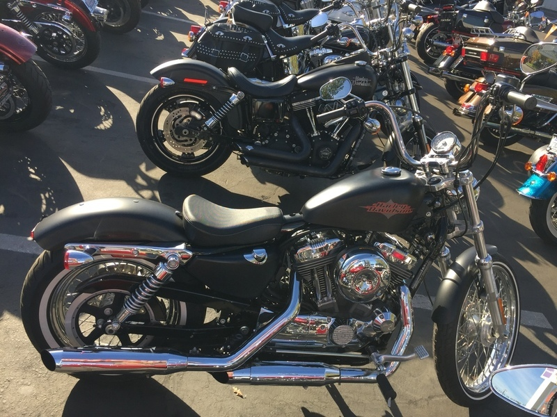 2016 Indian Scout Thunder Black