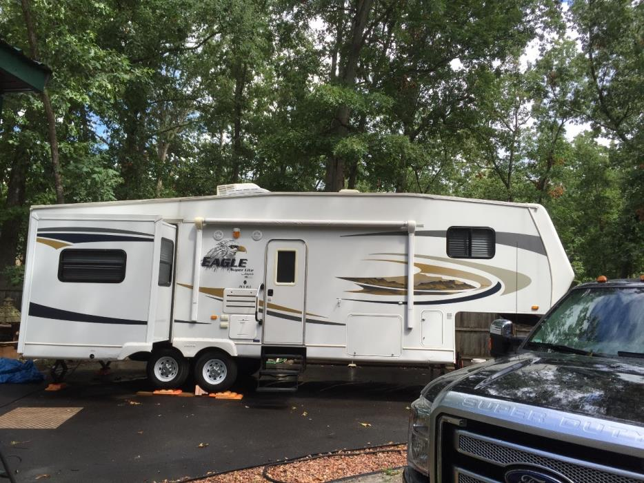 2009 Jayco EAGLE SUPER LITE 298RLS