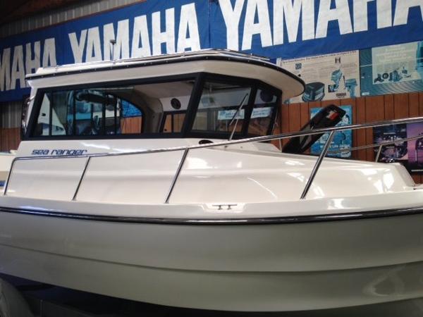 2016 Arima 21 HT Sea Ranger