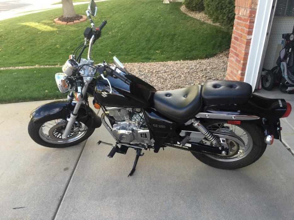 Suzuki Gz 250 motorcycles for sale in Colorado