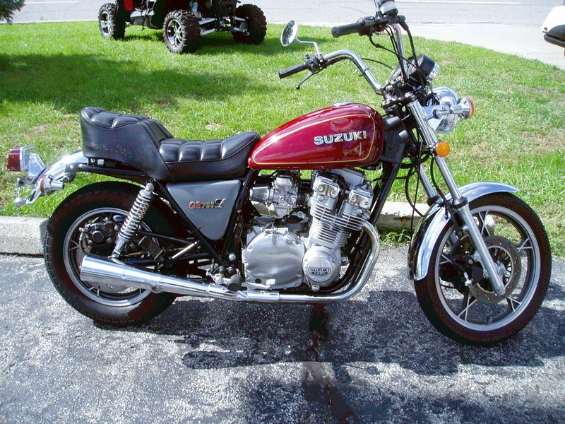 Suzuki Gs Motorcycles For Sale In Indiana