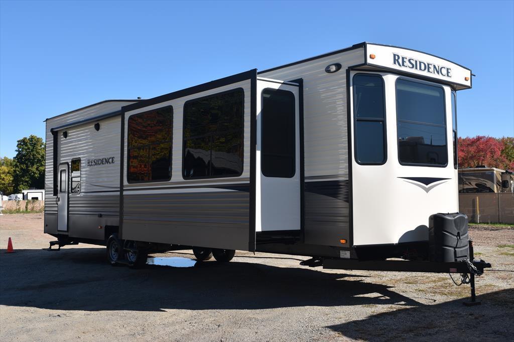 Keystone Residence 40loft Rvs For Sale