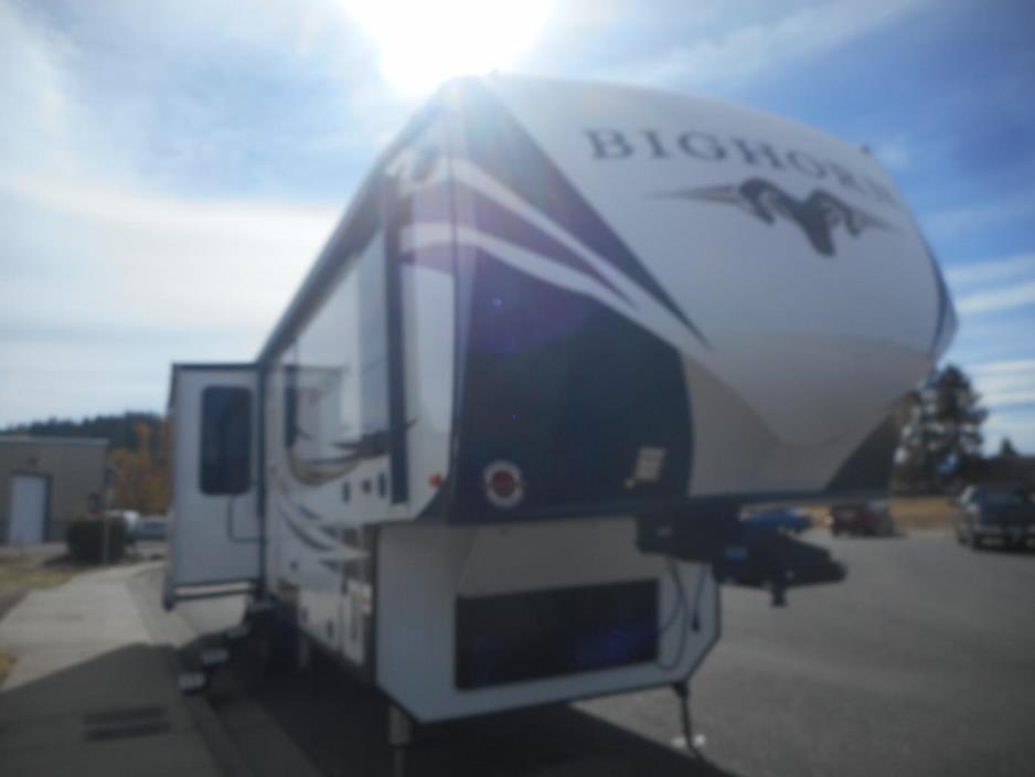 Heartland bighorn 3575el rvs for sale for Premier motors elkhart indiana