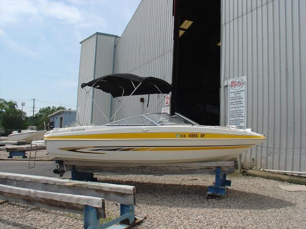 2008 Glastron GT 225