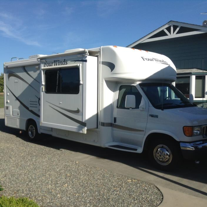 2004 thor motor coach four winds siesta rvs for sale for Thor motor coach four winds