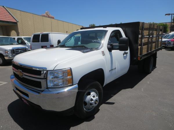 2013 Chevrolet C3500  Stake Bed