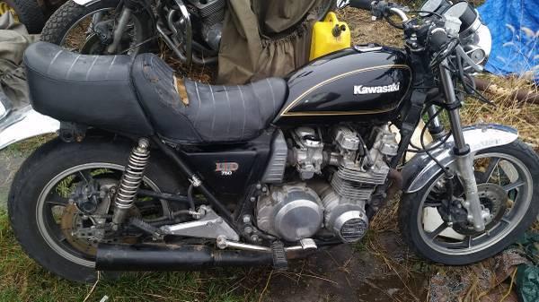 1980 Kawasaki KZ 750