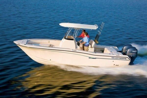 2015 Grady White 257 Fisherman
