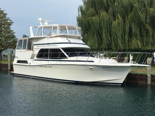 1989 Chris Craft 427 Catalina