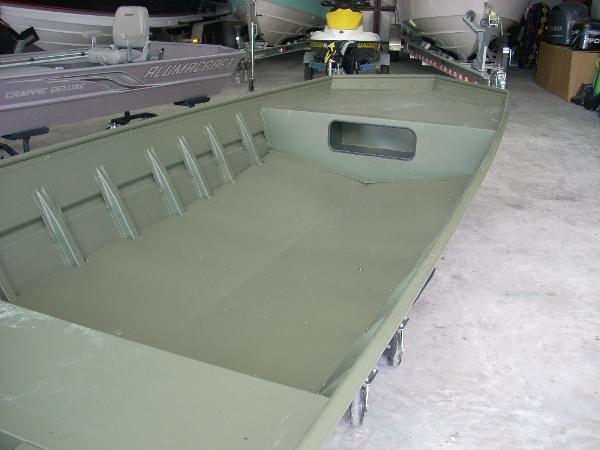 2017 Alumacraft MV 1648 NCS
