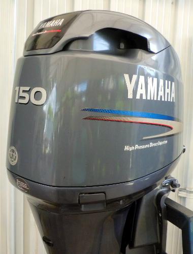 2002 YAMAHA Z150hp 25