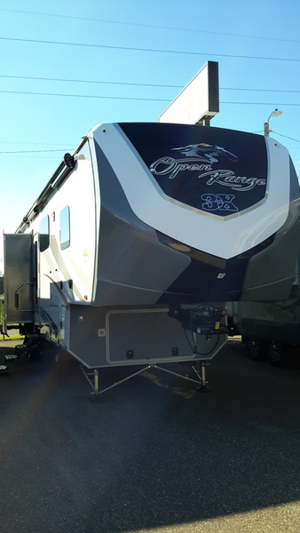 2017 Open Range Rv 3X 427BHS