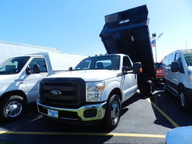2016 Ford F350  Contractor Truck