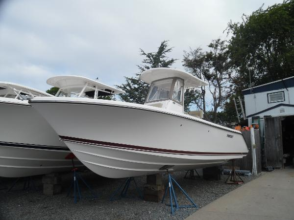 2016 Pursuit C 238 Center Console