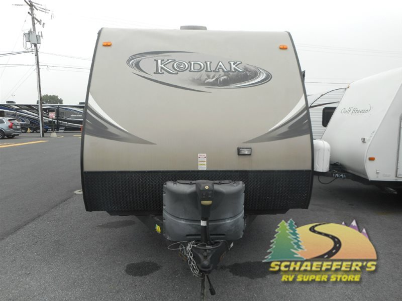 2013 Dutchmen Rv Kodiak 279RBSL