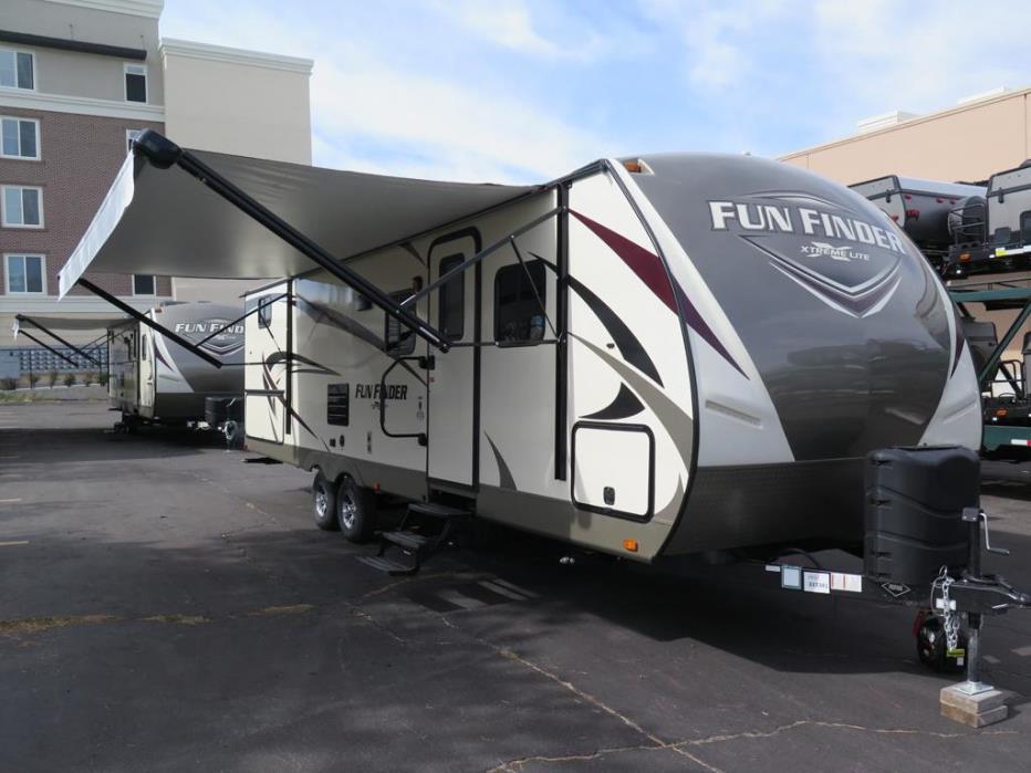 2017 Cruiser Rv Fun Finder Xtreme Lite 28QD