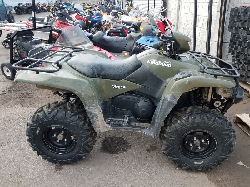 suzuki king quad 700 motorcycles for sale in idaho. Black Bedroom Furniture Sets. Home Design Ideas