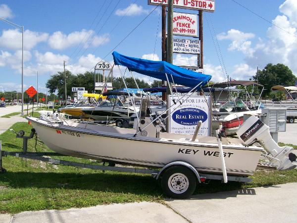 1989 Key West 1720 CC
