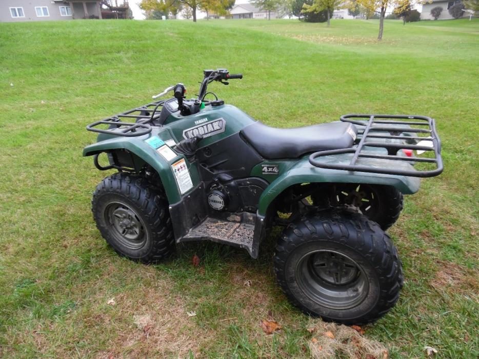 2003 yamaha grizzly vehicles for sale for Yamaha grizzly 450 for sale
