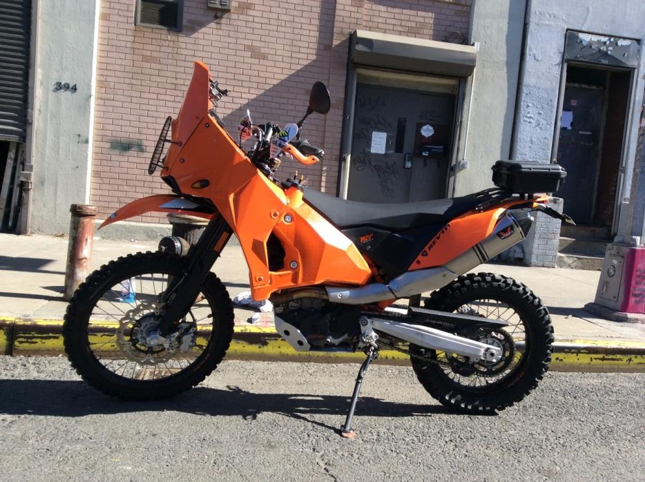 Ktm Enduro Wings Exhaust For Sale