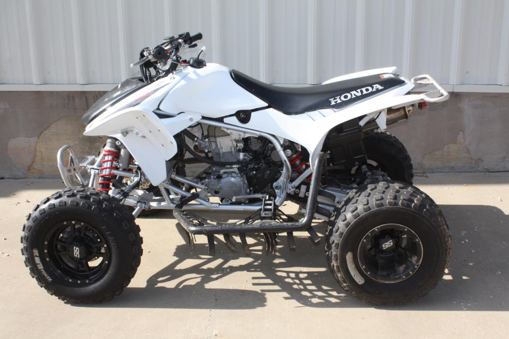 2008 Honda Trx450r Motorcycles For Sale