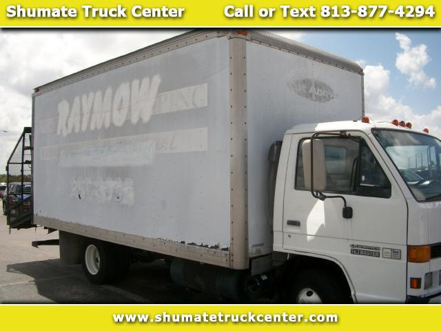 1995 Chevrolet W4500  Box Truck - Straight Truck