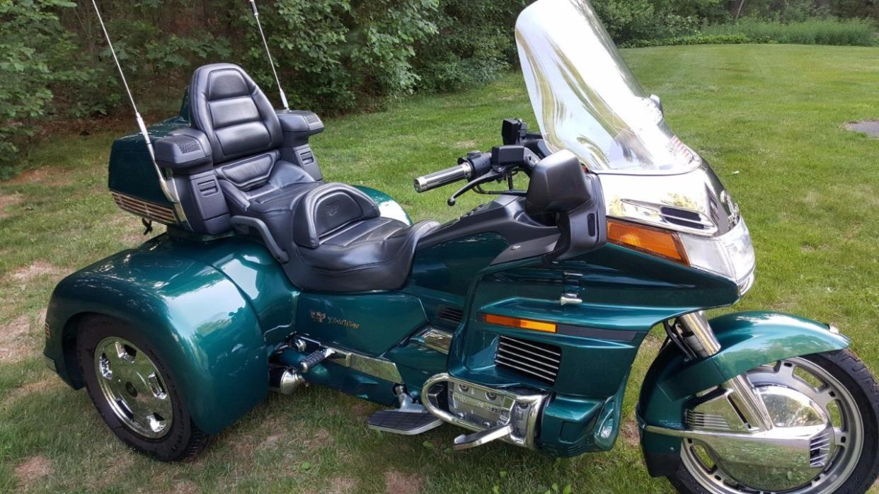 Honda Goldwing 20th Anniversary Trike Vehicles For Sale