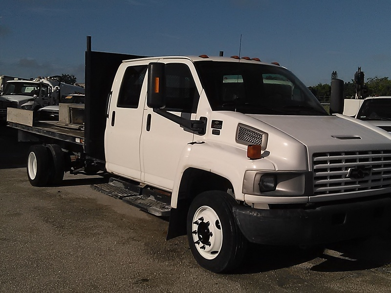 2005 Chevrolet C4500 Vehicles For Sale
