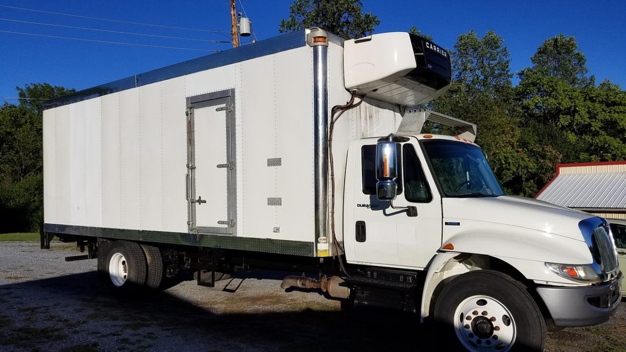 2010 International Durastar 4300 Refrigerated Truck