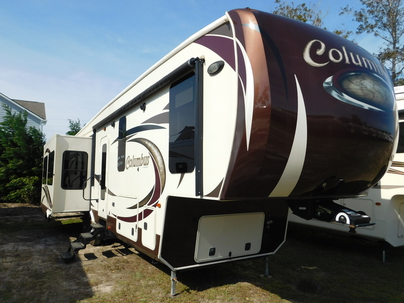2014 Columbus 365 Fifth Wheel Rvs For Sale