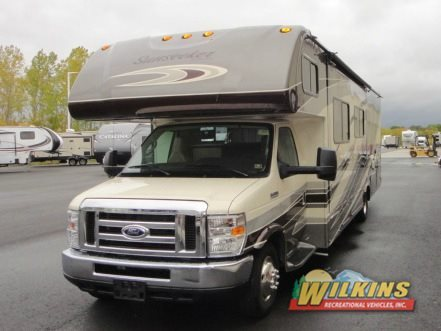2015 Forest River Rv Sunseeker 3010DS Ford