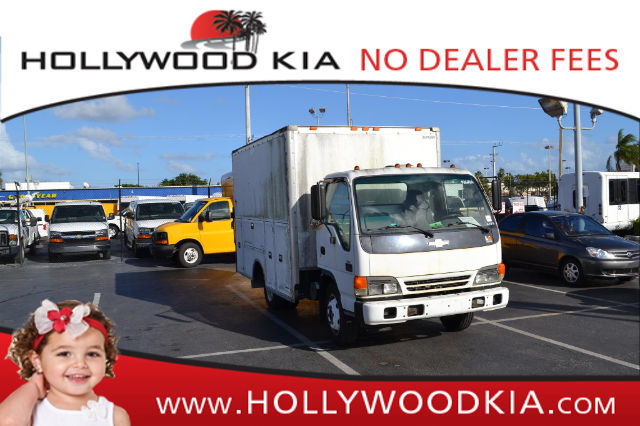 2003 Chevrolet W4500  Box Truck - Straight Truck