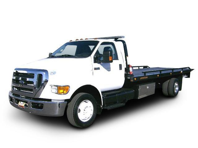 2015 Ford F-650 Rollback Tow Truck