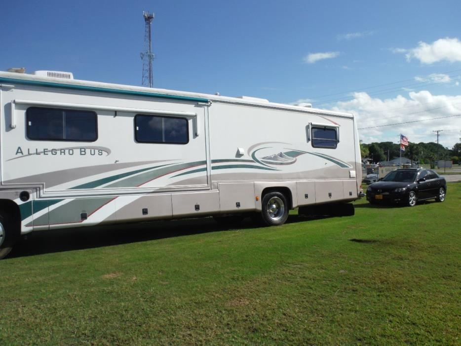 Tiffin Motorhomes Allegro 39 Vehicles For Sale