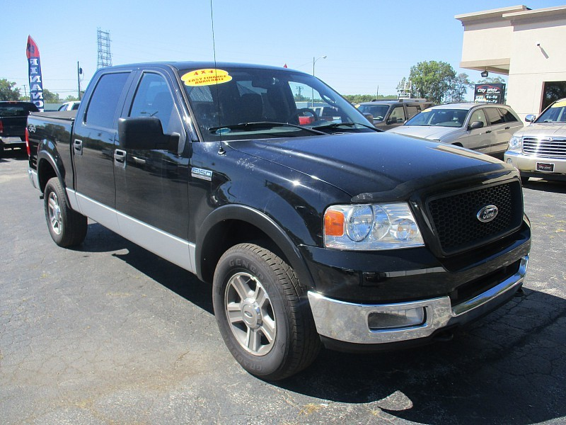 Ford f150 4wd cars for sale in ohio for 2005 ford f150 motor for sale