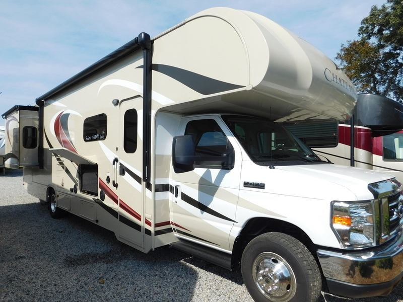 Thor motor coach chateau 31l ford rvs for sale for Thor motor coach rv for sale
